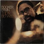 BOOKER ERVIN The in Between album cover