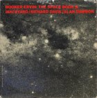 BOOKER ERVIN The Space Book album cover