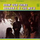 BOOKER T & THE MGS Doin' Our Thing album cover