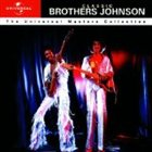 BOTHERS JOHNSON The Universal Masters Collection: Classic Brothers Johnson album cover