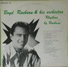 BOYD RAEBURN Rhythms By Raeburn album cover