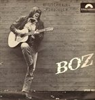 BOZ SCAGGS Boz album cover