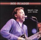BOZ SCAGGS Here's the Lowdown album cover