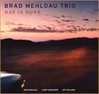 BRAD MEHLDAU Day Is Done album cover