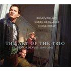 BRAD MEHLDAU The Art of the Trio - Recordings 1996-2001 album cover