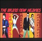 THE BRAND NEW HEAVIES Excursions, Remixes & Rare Grooves album cover
