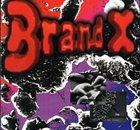 BRAND X Manifest Destiny album cover