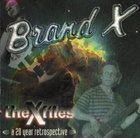 BRAND X The X Files: A 20 Year Retrospective album cover