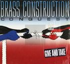 BRASS CONSTRUCTION Conquest album cover