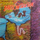 BRASS CONSTRUCTION The Greatest Hits album cover