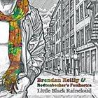 BRENDAN REILLY Little Black Raincloud album cover