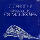 BRIAN AUGER Closer To It! (as Brian Auger's Oblivion Express) album cover
