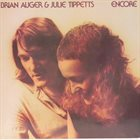 BRIAN AUGER Encore (with Julie Tippetts) album cover