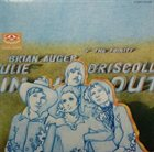 BRIAN AUGER In and Out (with Julie Driscoll) album cover