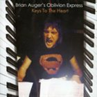 BRIAN AUGER Keys to the Heart (as Brian Auger's Oblivion Express) album cover