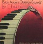 BRIAN AUGER Live Oblivion Vol. 2 (as Brian Auger's Oblivion Express) album cover