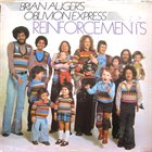BRIAN AUGER Reinforcements (as Brian Auger's Oblivion Express) album cover
