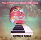 BRIAN AUGER Straight Ahead (as Brian Auger's Oblivion Express) album cover