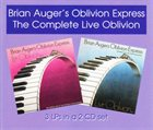 BRIAN AUGER The Complete Live Oblivion album cover