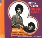 BRIAN AUGER The Mod Years 1965 -1969 album cover