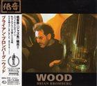 BRIAN BROMBERG Wood album cover