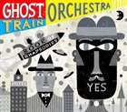 BRIAN CARPENTER'S GHOST TRAIN ORCHESTRA Book Of Rhapsodies album cover