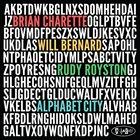 BRIAN CHARETTE Alphabet City album cover