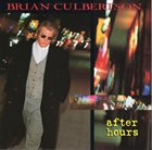 BRIAN CULBERTSON After Hours album cover