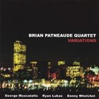 BRIAN PATNEAUDE Variations album cover