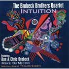 THE BRUBECK BROTHERS Intuition album cover