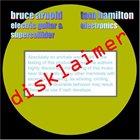 BRUCE ARNOLD Disklaimer album cover