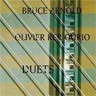 BRUCE ARNOLD Duets album cover