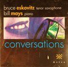BRUCE ESKOVITZ Conversations album cover