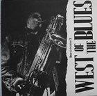 BRUNO MARINI West Of The Blues album cover