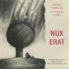 BRUNO TOMMASO Nux Erat album cover