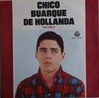 BUARQUE CHICO Chico Buarque de Hollanda, Volume 3 album cover