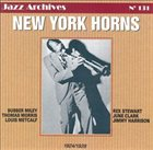 BUBBER MILEY New York Horns: 1924-1928 album cover