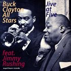 BUCK CLAYTON Jazz At Five album cover