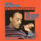 BUCK CLAYTON Live at the Embers album cover