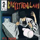 BUCKETHEAD It's Alive album cover