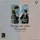 BUCKY PIZZARELLI Bucky And John Pizzarelli : Live At The Vineyard album cover
