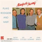 BUCKY PIZZARELLI New York Swing : Plays Rodgers And Hart album cover