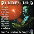 BUD FREEMAN Bud Freeman's All Stars album cover
