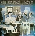 BUD FREEMAN Memories album cover