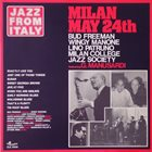 BUD FREEMAN Milan, May 24th album cover