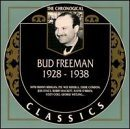 BUD FREEMAN The Chronological Classics: Bud Freeman 1928-1938 album cover