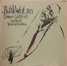 BUD POWELL 1953 Summer Sessions Broadcast Performances (aka Summer Broadcasts 1953) album cover