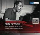 BUD POWELL 1960 Essen, Grugahalle album cover