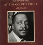 BUD POWELL At the Golden Circle, Vol. 5 album cover