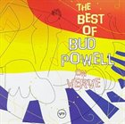 BUD POWELL Best of Bud Powell On Verve, The album cover
